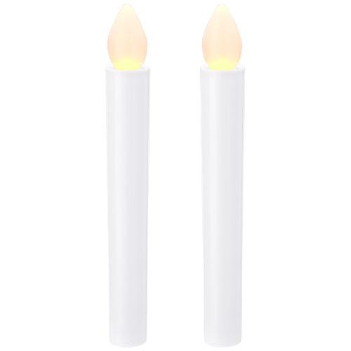 Floyd 2-piece LED candle set