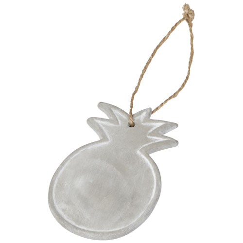 Seasonal pineapple ornament