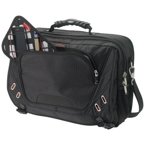 Proton security friendly 17'' laptop briefcase
