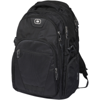 Curb 17'' laptop backpack