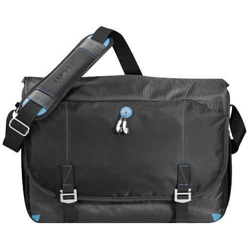 Checkpoint friendly 17'' laptop messenger bag