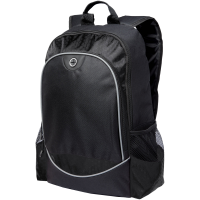 Benton 15'' laptop backpack with headphone port
