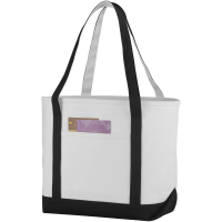 Premium heavy-weight 610 g/m² cotton tote bag
