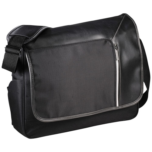 Vault 15.6'' laptop messenger with RFID secure pocket