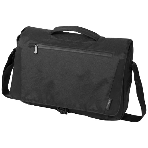 Deluxe 15.6'' laptop messenger bag