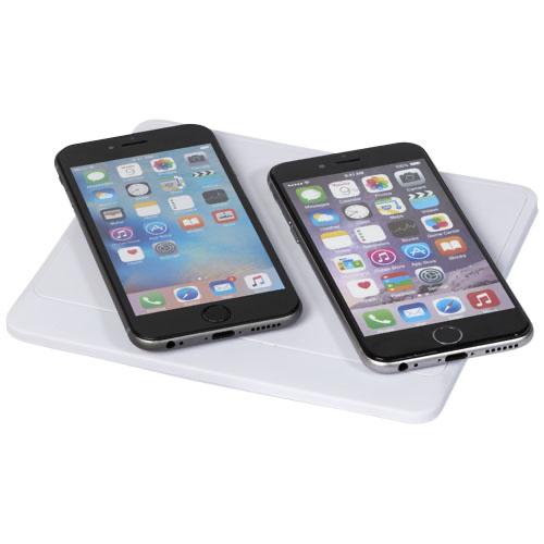 Zenith dual wireless charging pad