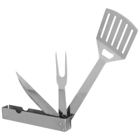 Cove 3-in-1 foldable BBQ tool