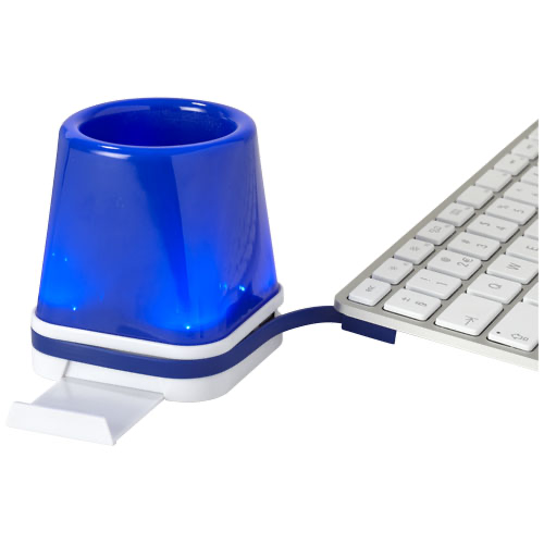 Shine 4-in-1 USB desk hub