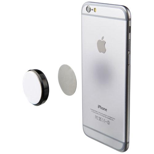 Glu magnetic phone sticky pad