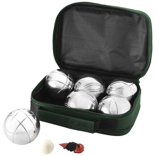 Henri 6-ball pétanque set