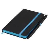 Noir Edge small notebook