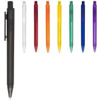 Calypso frosted ballpoint pen