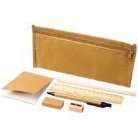 Enviro 7-piece eco pencil case set