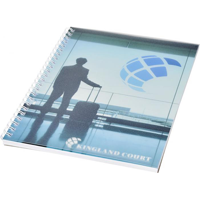 Desk-Mate wire-o A5 notebook PP cover