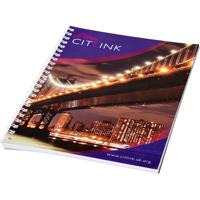 Desk-Mate wire-o A4 notebook