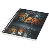 Desk-Mate® A6 notebook synthetic cover