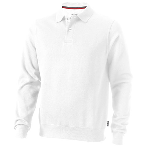 Referee polo sweater