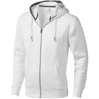 Arora hooded full zip sweater