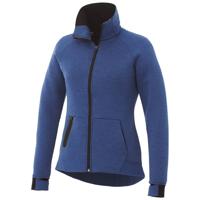 Notch knit ladies jacket