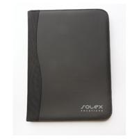 Clio Conference Folder Black/Black