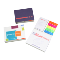 3 In 1 Combi Set (2 Sticky Note Pads)