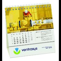 Smart-Calendar - Compact Easel With Board Envelope.