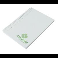 Enviro-Smart - A4 White Cover Wiro-Bound Pad.