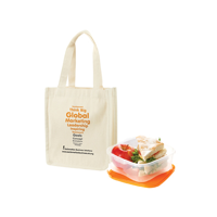 Mini Premium Canvas Shopper