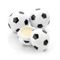 Football Ball Shaped Lip Balm