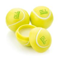 Tennis Ball Shaped Lip Balm