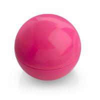Pink Ball Shaped Lip Balm