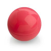 Red Ball Shaped Lip Balm