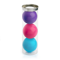 Set Of 3 Lip Balms In A Tube