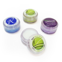 Lip Balm in a Jar, 5ml with a Domed Label