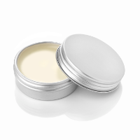 Vanilla Lip Balm with a Twist on Lid, 10ml