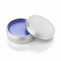 Blackcurrant Lip Balm with a Twist on Lid, 10ml