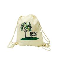 Cotton Drawsting Bag (double String)
