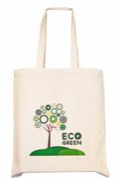 Dunham 8oz Premium Natural Cotton Shopper Bag