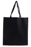 Black Non-Woven Poypropylene Bag