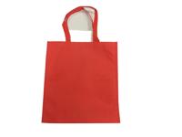 Red Non-Woven Poypropylene Bag
