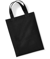 Westford Mill Party Bag For Life in Black