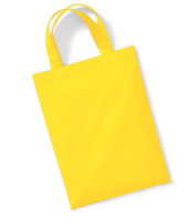 Westford Mill Party Bag For Life in Yellow