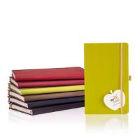 Medium Notebook Ruled Apple Paper Appeel
