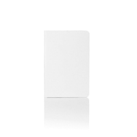 Pocket Notebook Ruled Paper Tucson Bianco