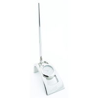 Toronto Desk Pen & Stand With Clock