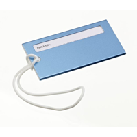 Zenith Security Luggage Tag