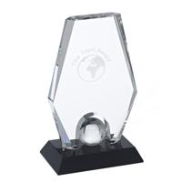 Trent Crystal Globe Award
