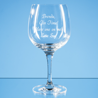 755ml Connoisseur Spanish Gin Glass