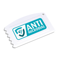 Antimicrobial Credit Card Ice Scraper