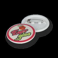 Recycled DBASE Badge 37mm Circular